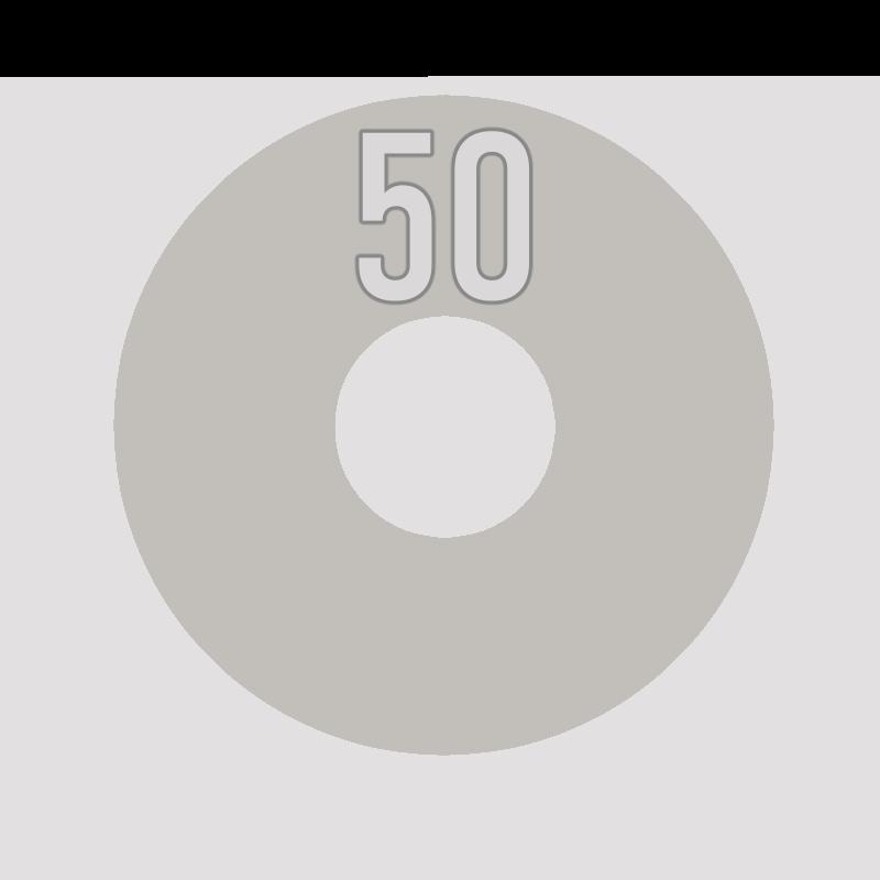 50円硬貨のイラスト