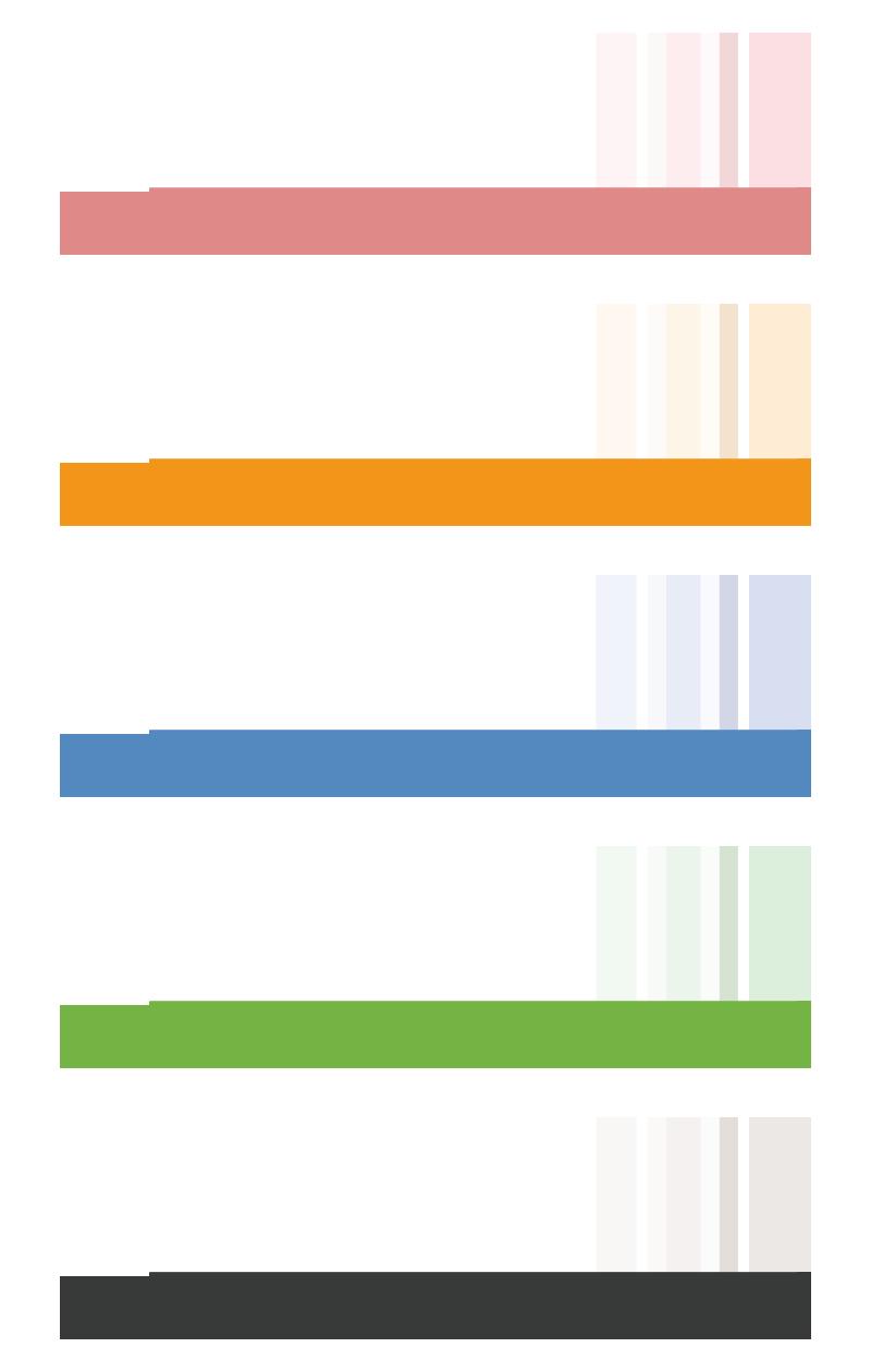 ニュース風の右上テロップセットのイラスト素材