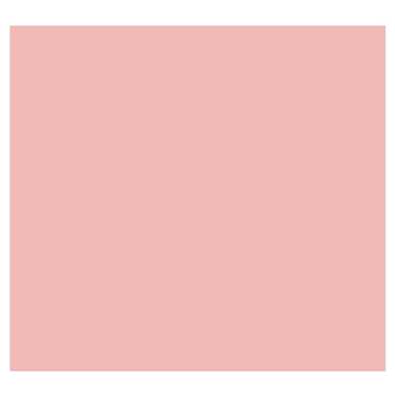 ピンクのハートアイコンのイラスト