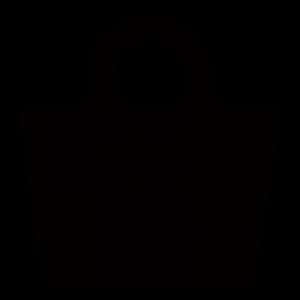 バックのアイコンのイラスト