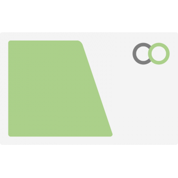 Suica風のICカードのイラスト