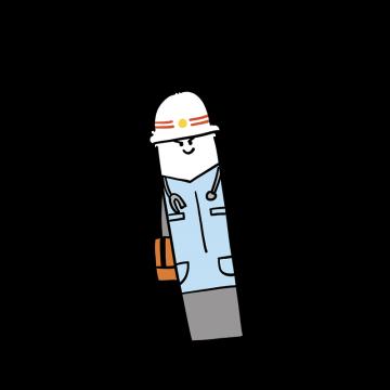 救急救命士のイラスト