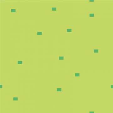 RPGフィールドマップの草原イラスト