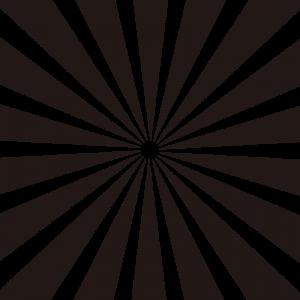 集中線のイラスト