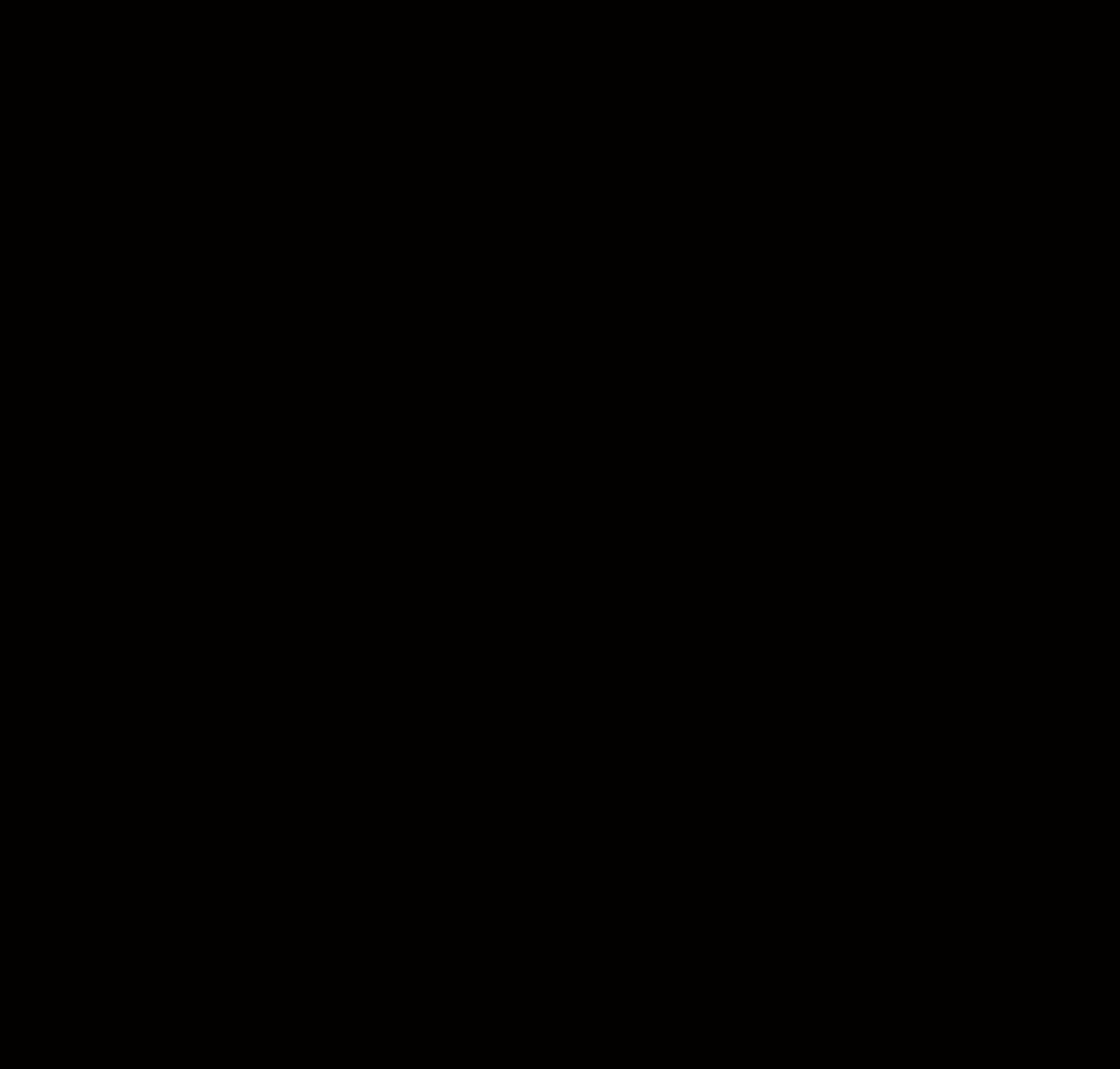 家のシルエットイラスト