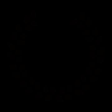 月桂樹のアイコンシルエット