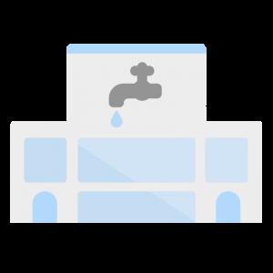 水道屋のイラスト