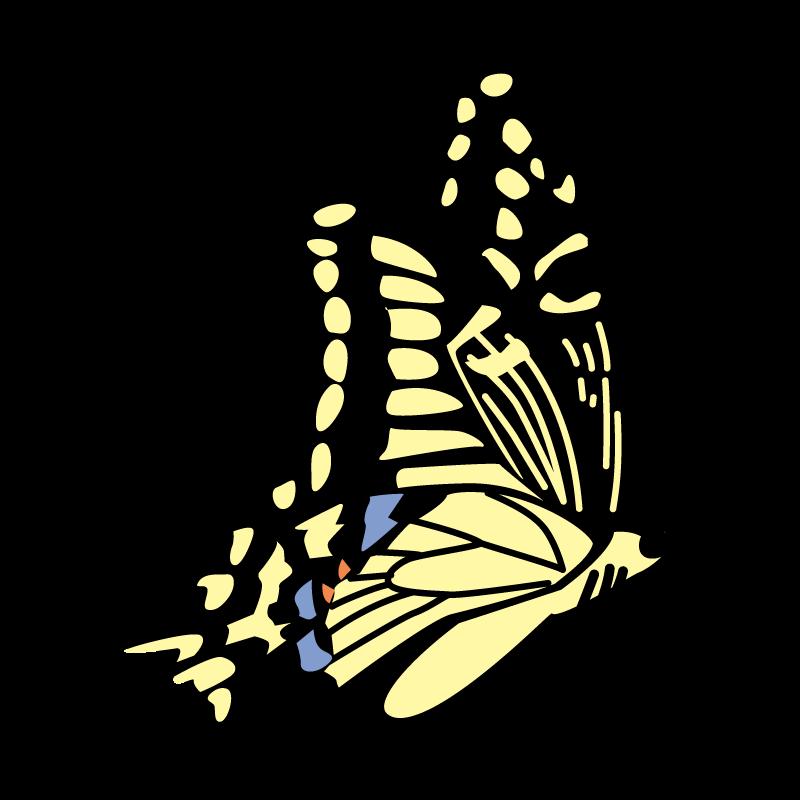 アゲハチョウのイラスト Onwaイラスト