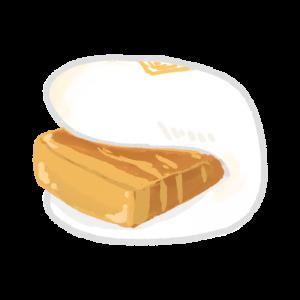 角煮まんのイラスト