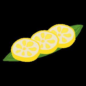 辛子レンコンのイラスト